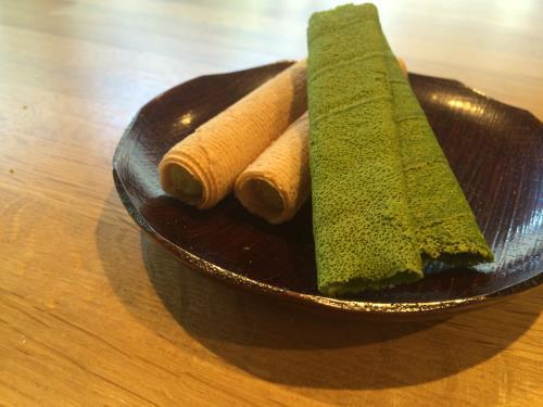 (コピー)-【Website ONLY】Bed and Breakfast include a free gift of Matcha (Green Tea) sweets-イメージ