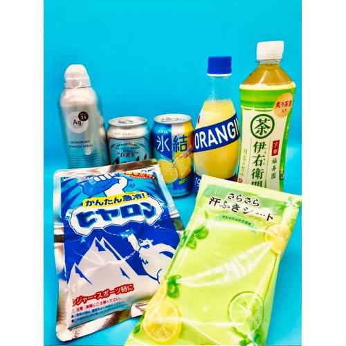 ●【朝食付】夏をのりきる!!猛暑のひんやりさっぱりプラン