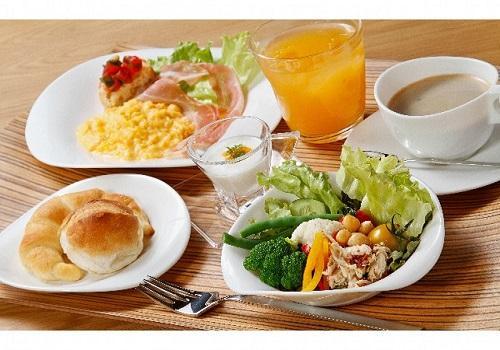 【自慢の朝食&QUOカード1,000円分付プラン】