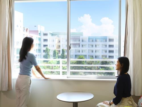<GoToトラベルキャンペーン対象外>大浴場と風通しが良い客室(30平米)便利な仮チェックインでプラナを満喫!素泊まり-2