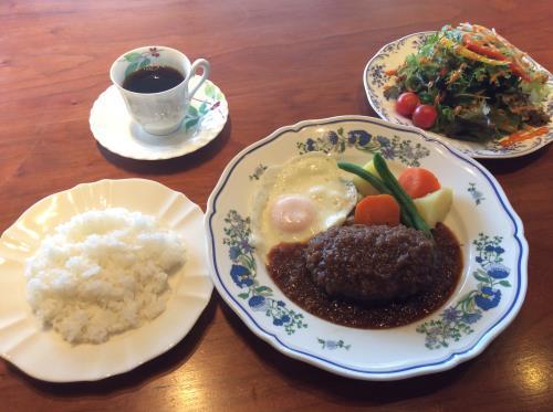 <GoToトラベルキャンペーン割引対象>【店舗利用】お店で食べる「鎌倉ハンバーグ」のディナー付きプラン
