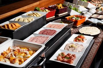【朝食バイキング】九州の食材等を使った種類豊富な朝食<観光に便利!大阪中之島>