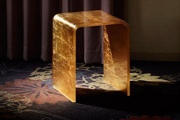 銀座で贅沢な時間を堪能出来る◆1日1室限定「箔座 金箔ルーム」プラン ◆