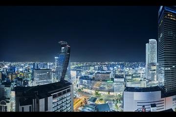 【ステーションサイド確約】 夜景とともに素敵なひとときを ~素泊り~