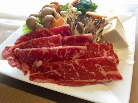 【冬季限定】ブランド牛「赤城牛」の特製すき焼き風鍋プラン(2食付) 画像
