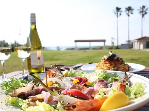 【イタリアン 2食付】夏の房総イタリアン・海山グランマーレプラン 画像