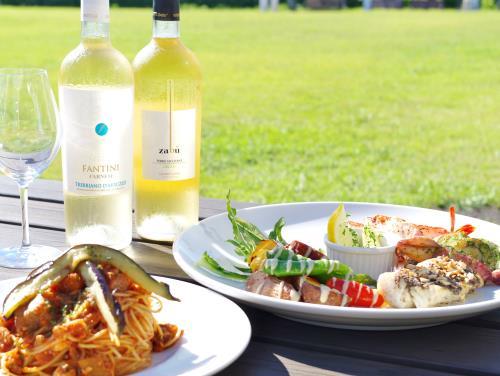 【イタリアン 2食付】夏のイタリアン・海の幸と館山野菜のモンテマーレ 画像