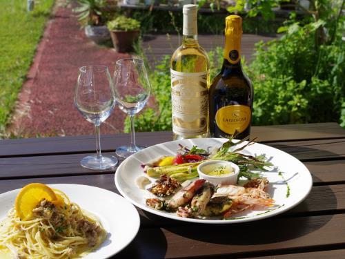 【2食付】夏のイタリアン・海の幸と館山野菜のモンテマーレ 画像