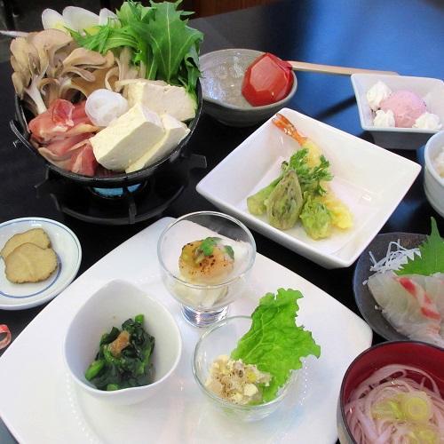 【秋田の食材を楽しむ】春満開♪いいとこどり!2食付プラン 画像
