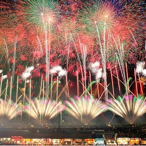 【2017】大曲の全国花火競技大会を見に行こう! 画像
