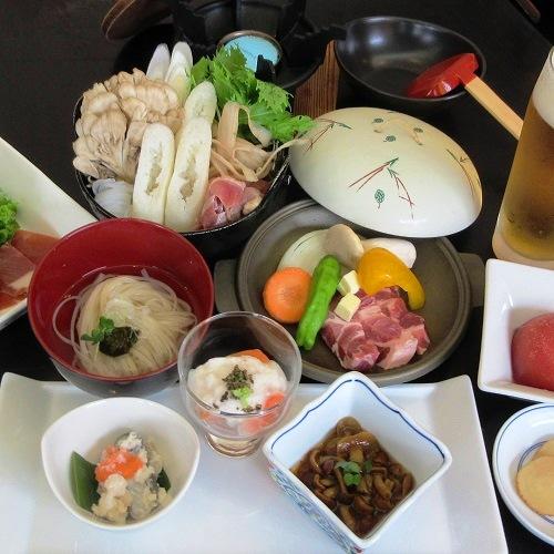 リニューアル記念・第二弾♪【きりたんぽ鍋】の1泊2食付きプラン! 画像