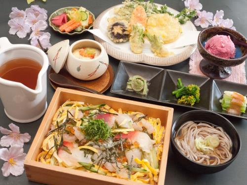 【岩手いいものセレクト】春の海鮮ちらし寿司プラン 画像