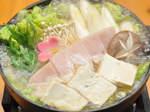 【冬期限定】ちょっと贅沢な♪一人で楽しめる特製「魚介鍋」プラン 画像