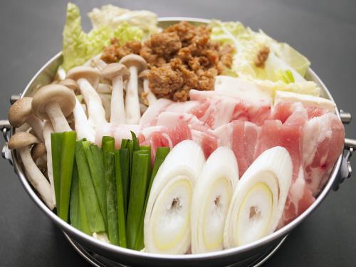 【冬期限定】ちょっと贅沢な♪一人で楽しめる特製「坦々鍋」プラン 画像