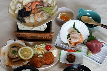 【美味!!海鮮】下北半島食べつくし☆1泊2食プラン☆ 画像