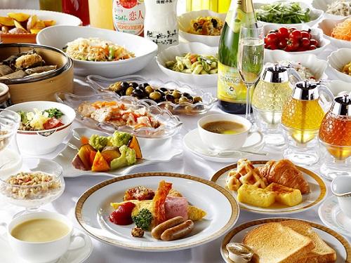 【お日にち&お部屋数限定】朝食お試し週間~朝食ワンコイン!19時-9時のショートステイプラン~