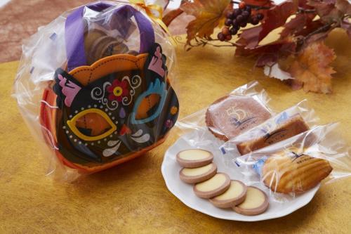 【ハロウィン2019】ホテルメイドの焼き菓子&朝食ブッフェ付き宿泊プラン