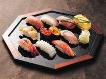 新潟で寿司を極める!【全国共通すし券¥3,500付き】 ■素泊まり