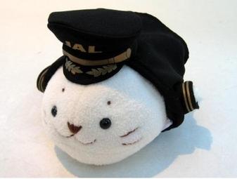 【JALオリジナル】もちっとマスコットしろたん付きプラン~添い寝のお子様無料~(朝食付き)