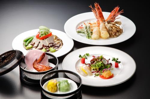 【STAY&DINNER 6000】<桃李・花月コース> 朝食・夕食付