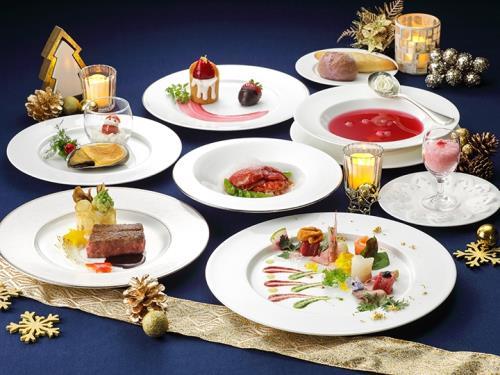【Nikko Christmas】スカイバンケット クリスマスディナー付プラン 2食付 <GoToトラベルキャンペーン割引対象>