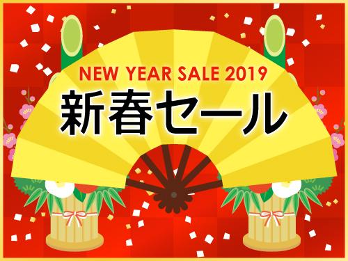 【公式HP限定】2019年!新春タイムセール~13時IN・12時OUT~<素泊り>画像