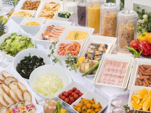 朝食が付いたスタンダードな宿泊プランです。ビジネスにも観光にも目的にあわせてご利用ください。