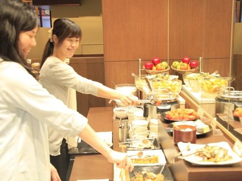【直前割】北海道旅行に♪<和洋バイキング朝食付き>