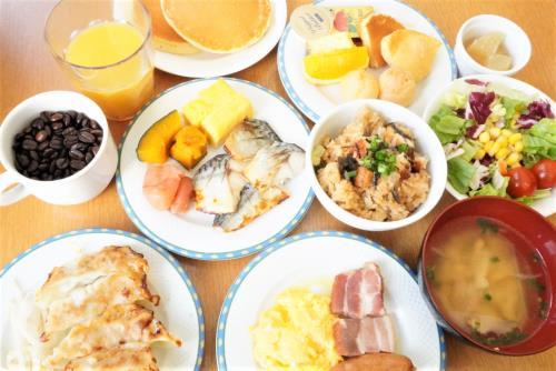 朝食付きプラン(10月12日~ビュッフェ方式再開しております)※詳細はプラン内容をご確認くださいませ。