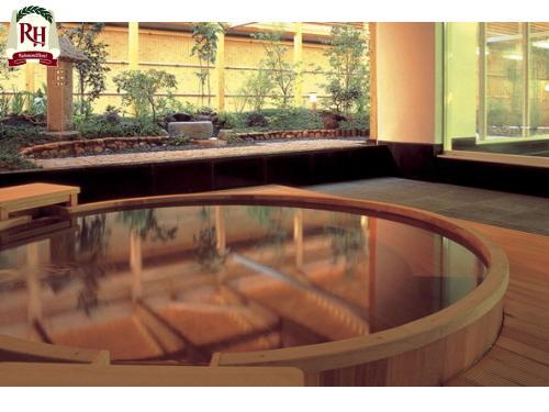☆福岡・博多で過ごす☆博多湯ら~りプラン♪+朝食付き