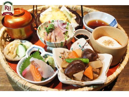 【2食付き】朝食&夕食「花籠膳(部屋食OK!)」プラン