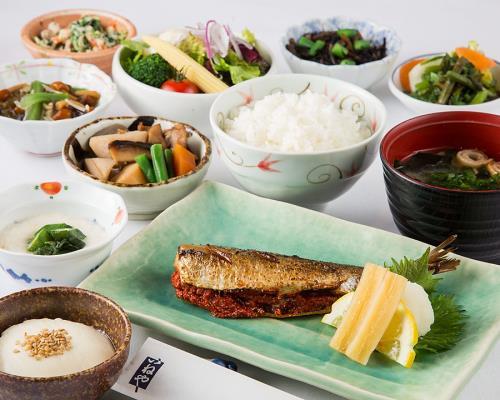 【朝食付き】博多で朝ごはんプラン