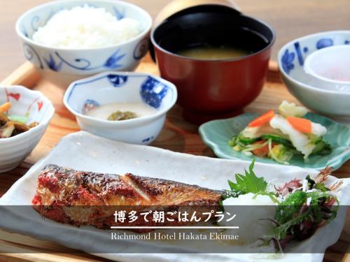 【朝食付き】 博多で朝ごはんプラン