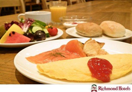 ◇◆ハーフバイキングの朝食付プラン◆◇