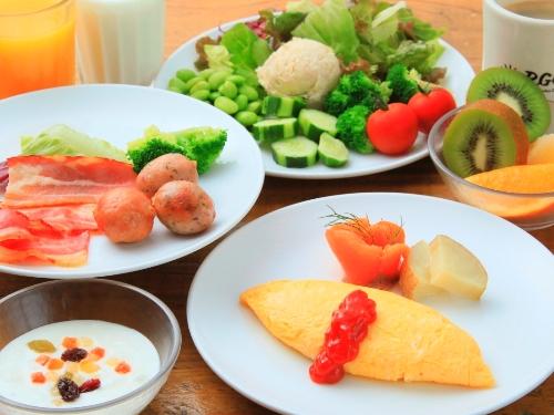 ◇◆ロイヤルガーデンカフェの【朝食&夕食付き】プラン◆◇