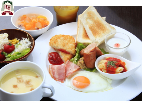 一日の始まりは朝食から♪◆しっかり朝食付きプラン◆