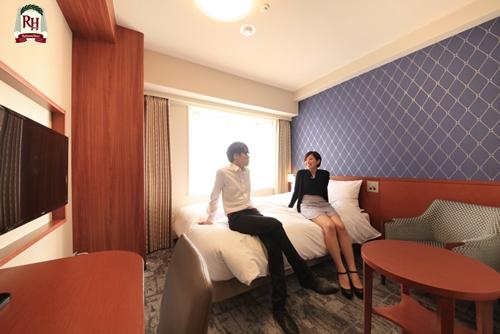 【グループ割プラン】1部屋予約でもう1部屋ついてくる!