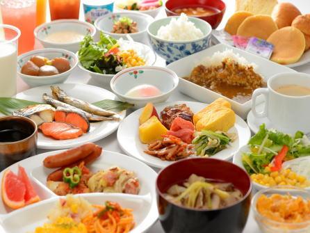 ☆【朝食バイキング付】プラン☆