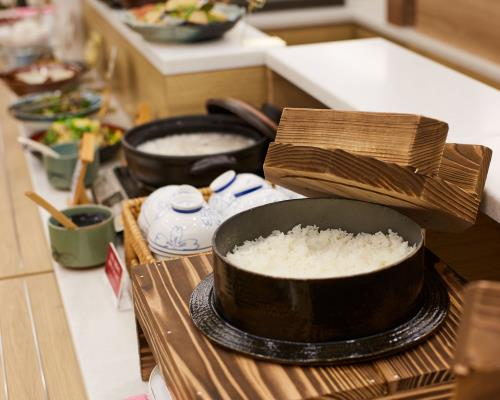 ☆【朝食バイキング付き】シンプルステイプラン☆