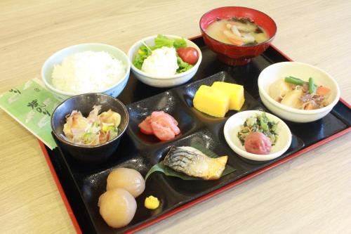 【朝食付き】山形の郷土料理芋煮も付いた、和洋定食付きプラン☆