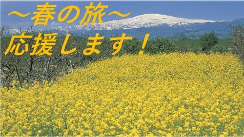 【春旅 朝食付】室数限定!春旅応援プラン