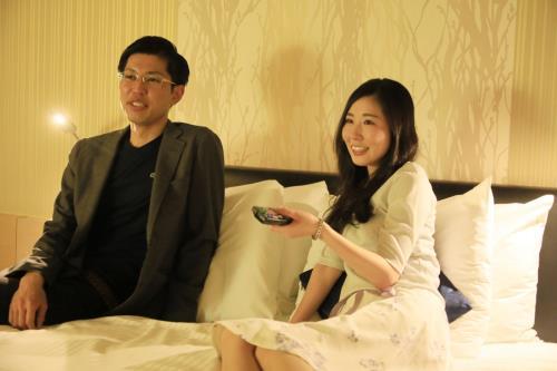 【シアターカード+日経新聞付】お部屋で映画三昧♪【素泊まり】