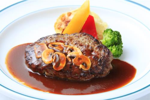 (GoToトラベルキャンペーン対象外)【夕食付デイユース】午前9時~18時!夜はホテルでディナー♪