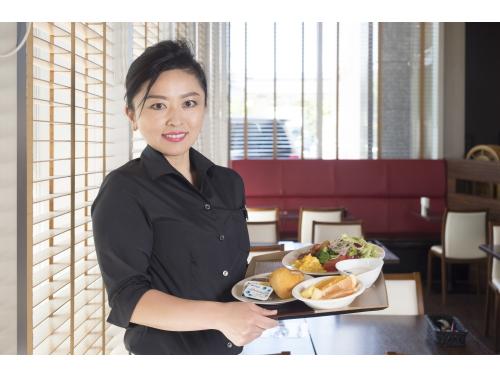 【ベーシックプラン】 -和洋バイキング朝食付- 食材の宝庫・十勝の朝ごはんを召し上がれ