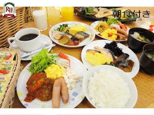 【朝食付き】ヘルシーバイキング朝食付きプラン