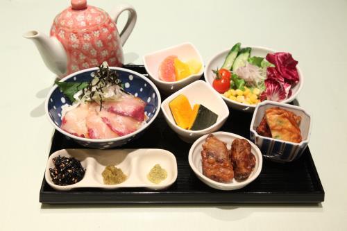 【朝食付】6種類から選べる朝食付きプラン