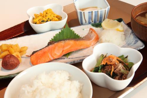 【朝食付】栄養満点の美味しい朝食で1日を元気にスタート!(GoTo対象外)
