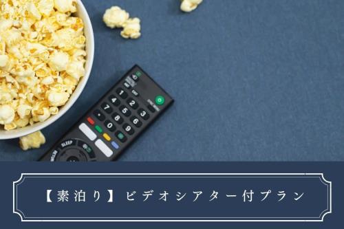 【素泊まり】VOD映画見放題付きプラン(GoTo対象外)