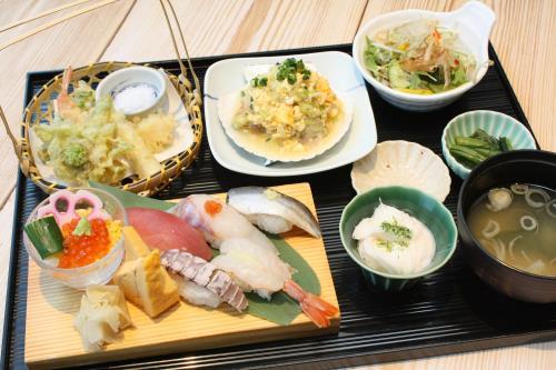 【朝食・夕食付】選べるディナー付プラン