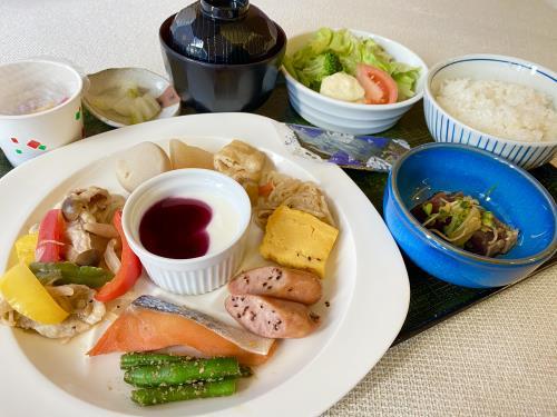 【早割14+朝食】14日前の予約でお得に宿泊+和食膳朝食付きプラン(GoTo対象外)